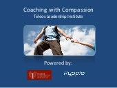 How to Coach Employees with Compassion (Part 1)