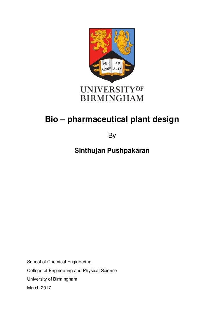 Biopharmaceutical plant design biopharmaceutical plant design fandeluxe Gallery