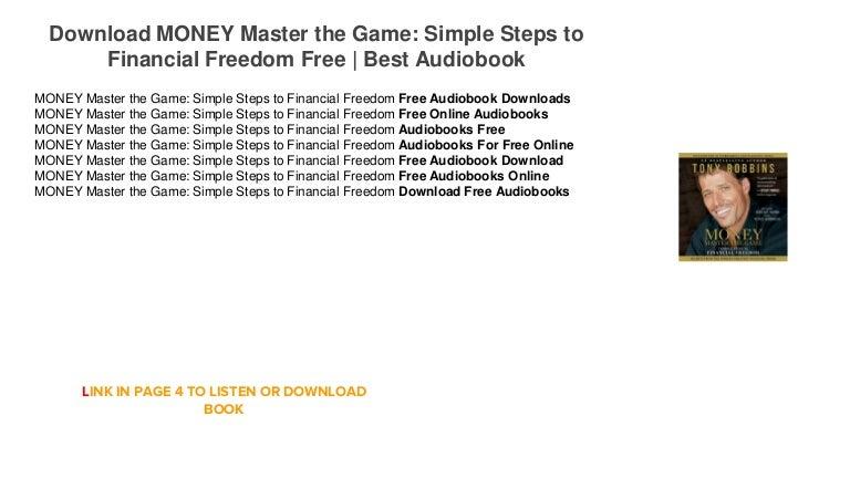 money master the game book pdf