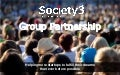 Society3 Group Partnership