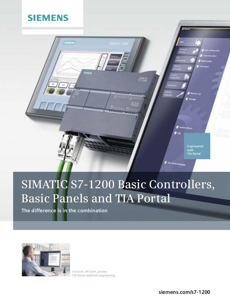 S7 1200 Basic