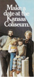 Stephan Advertising: Kansas Coliseum Brochure