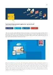 Saa s based enterprise web application – good or bad