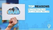 Top Reasons Why SaaS Takes Business Performance To The Next Level