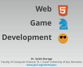 Web Game Development