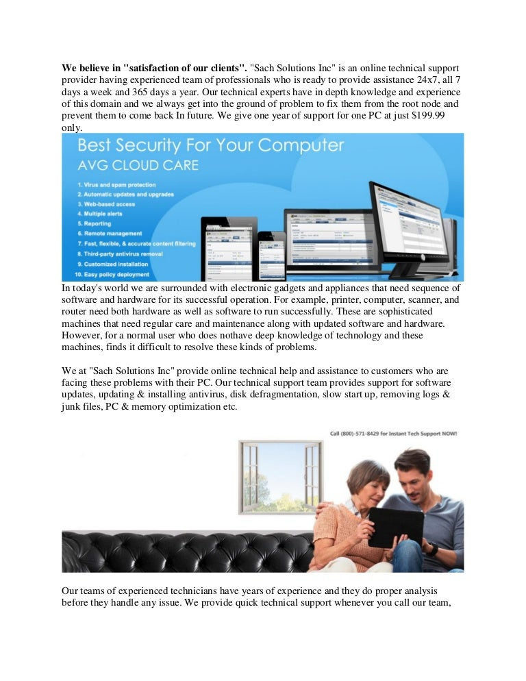 Sach Solutions Reviews