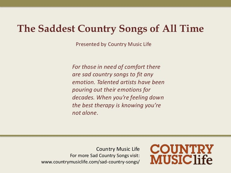 Country music lyrics about love
