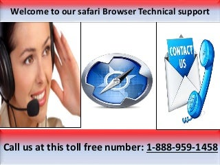 1-888-959-1458 Safari unresponsive, network failed, loading slow, not working?