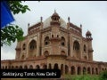 Safdarjang (or Safdarjung) Tomb - one of New Delhi's most beautiful historical momuments and tourist attractions