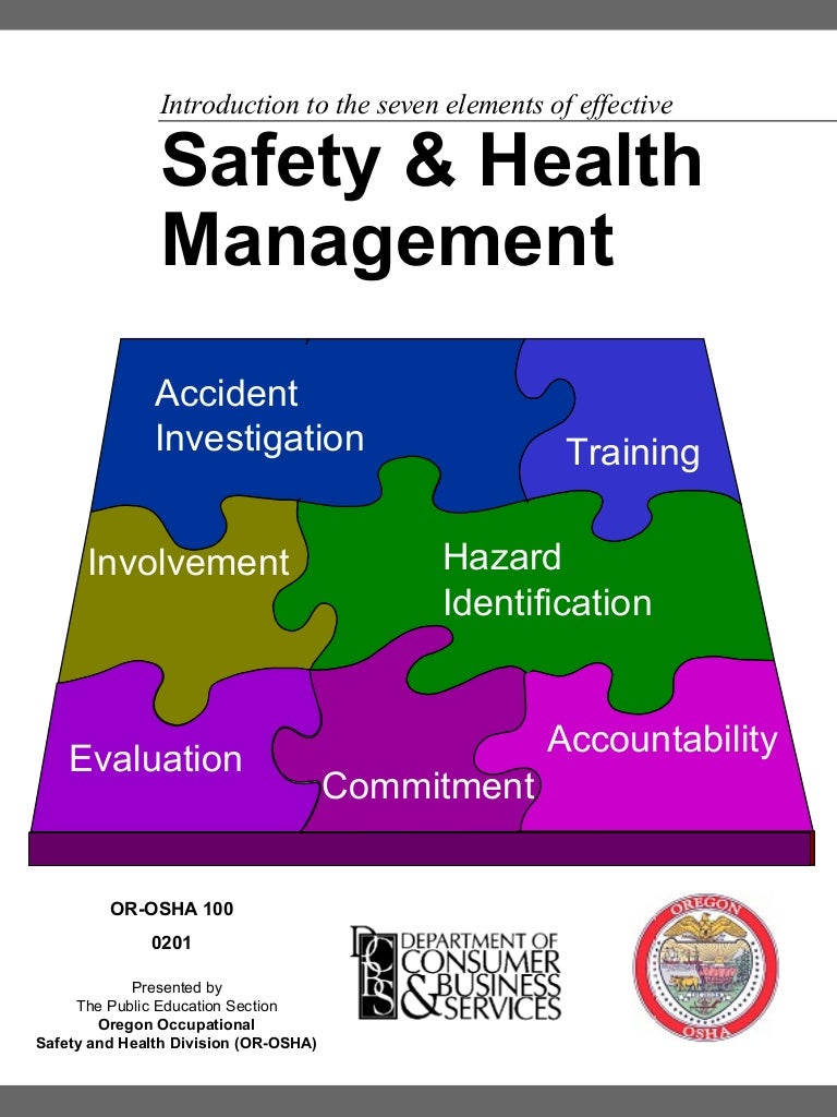 health and safety management in healthcare setting 2013-9-9 risk management  address health, safety and welfare for all who work in and visit the  work health and safety.