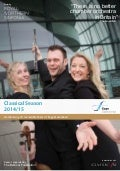 Sage Gateshead Classical Season 2014/15