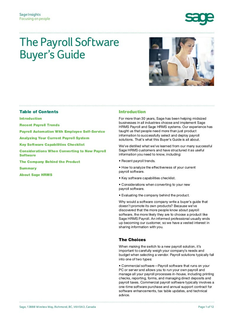 Worksheets Eftps Business Phone Worksheet sage payroll software buyers guide