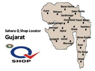 Sahara Q Shop Locator Gujrat
