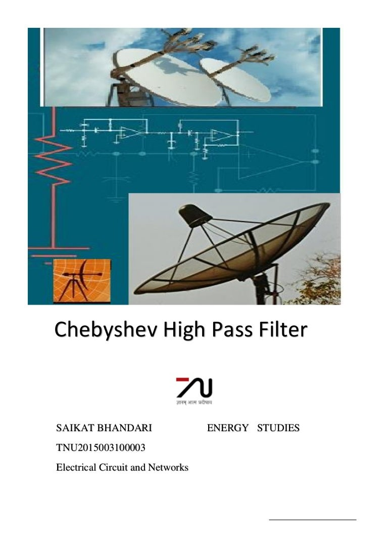 Chebyshev High Pass Filter Diagram Saikatproj 180119105453 Thumbnail 4cb1516359760