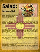 Salad mexican style