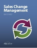 Sales White Paper: Sales Change Management