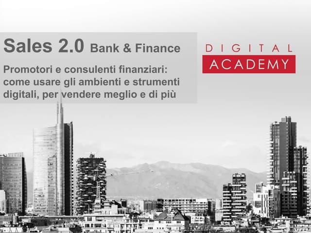 Sales 2.0 Bank & Finance