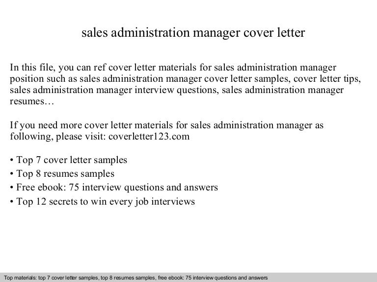 Salesadministrationmanagercoverletter 140830112325 Phpapp01 Thumbnail 4?cbu003d1409397832