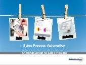Sales Automation Process English Short