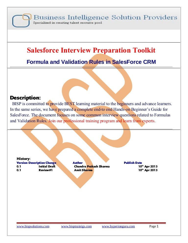Salesforce interview-preparation-toolkit-formula-and