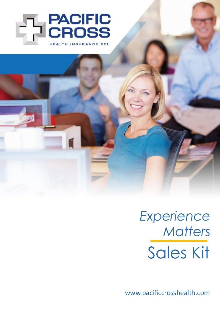 Health Insurance sales kit