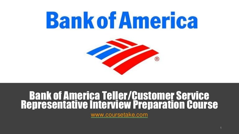 interview for customer service representative