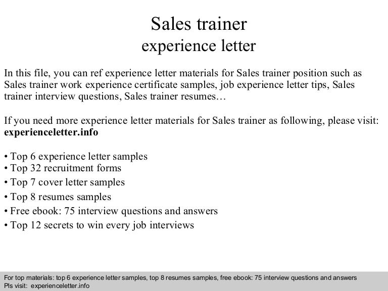Job Description Personal Trainer Resume Free Sample Resume Cover Cover  Letter Examples Technical Position Cover Letter