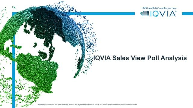 Indian Pharma and Retail Pharmacies - Sales View Poll