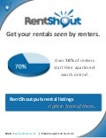 Rental Advertising with RentShout