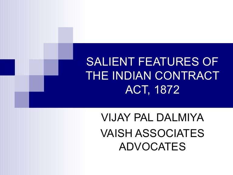 salient features of india advocates act 1961 Salient features of the representation of people's act part 21 of the the indian constitution drafted by the constituent assembly had mentioned for a provisional parliament.
