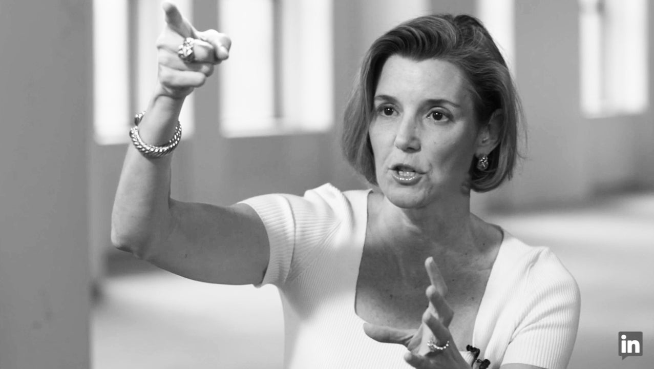 Sallie Krawcheck Thought She Was Done—But Her Career Was Just Getting Started