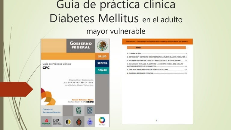 piciorul diabetes guías de práctica clínica 2020