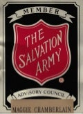 Salvation Army: Advisory Council