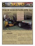 Watervliet Arsenal's Newsletter: Salvo 30 June 2012