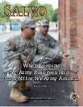 U.S. Army Watervliet Arsenal Newsletter for August 2016
