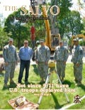U.S. Army Watervliet Arsenal July 2015 Newsletter:  The Salvo