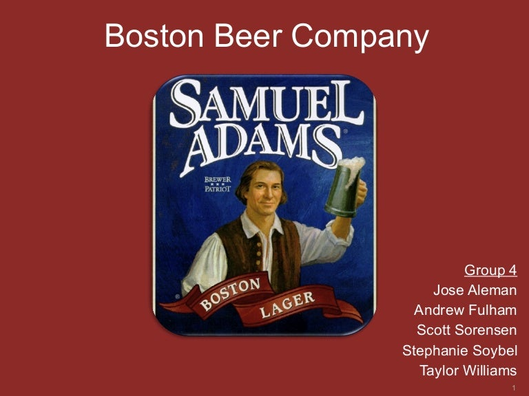 boston beer company case study solution