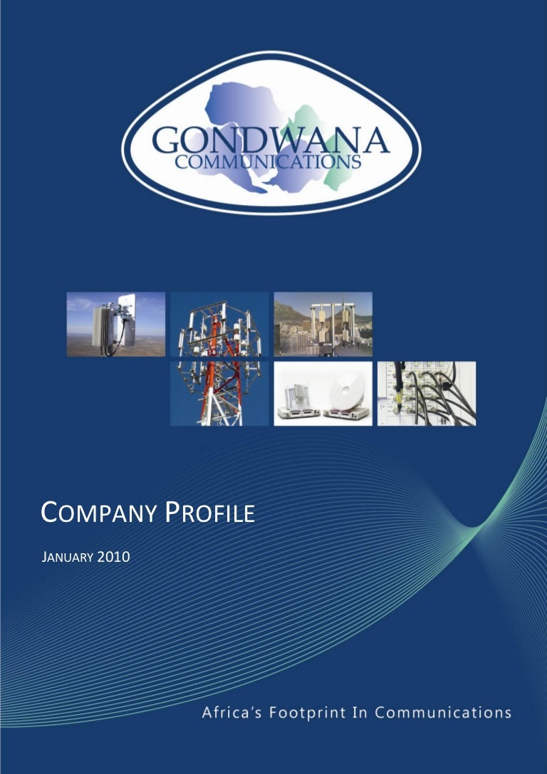 Company Profile Sample – Samples of Business Profiles