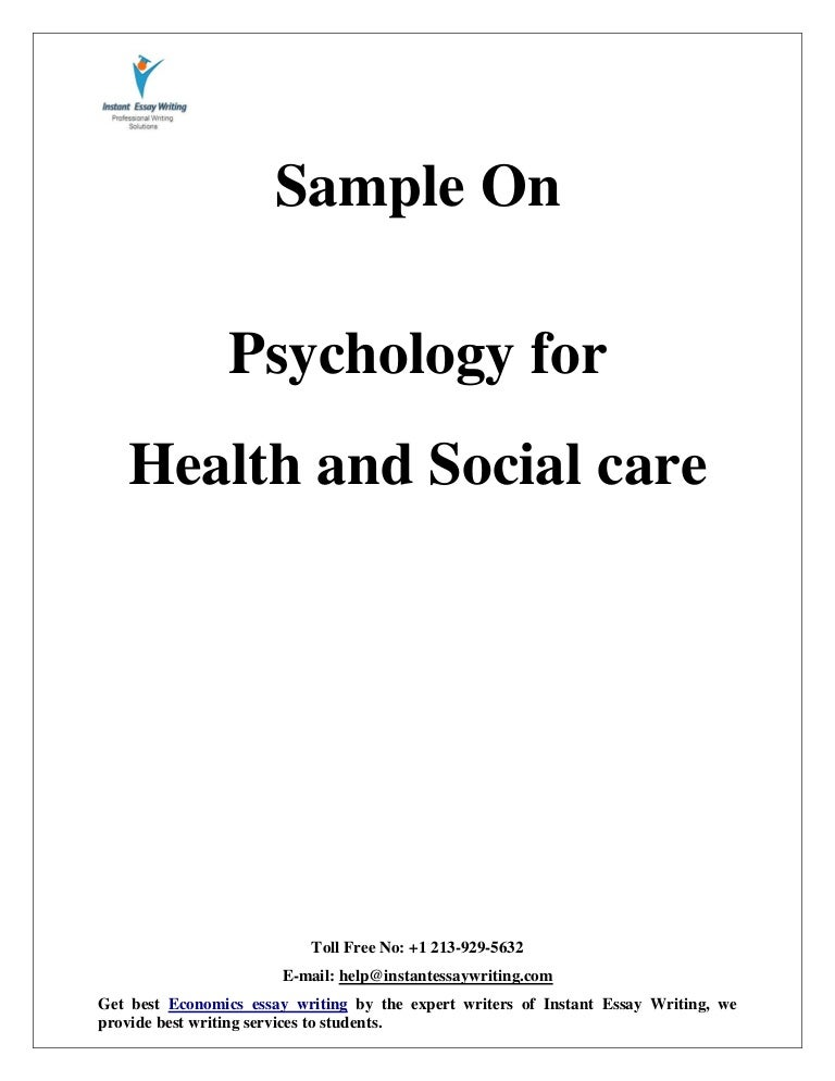 Reflective Essay On English Class  Essay On Healthy Eating Habits also Should Condoms Be Available In High School Essay Sample On Psychology For Health And Social Care By Instant Essay Writ Persuasive Essay Topics For High School Students