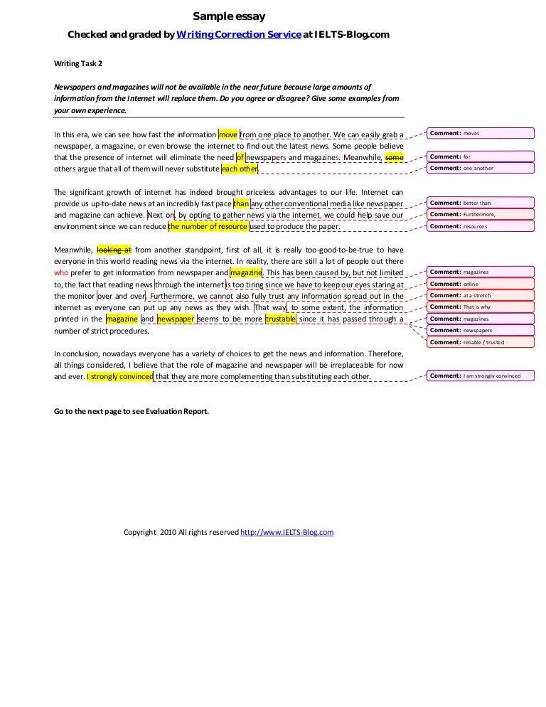 Thesis statement speech disorder