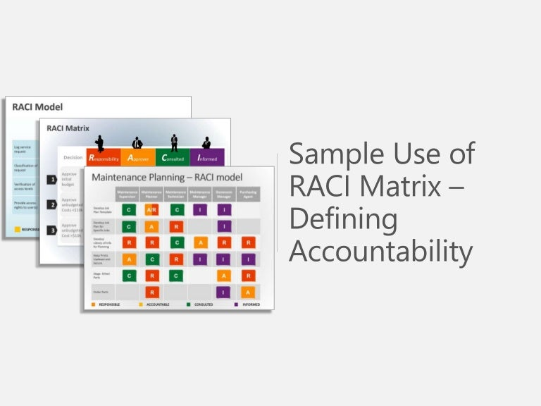 Raci Chart Template Fileraciq Chart Responsibility Assignment
