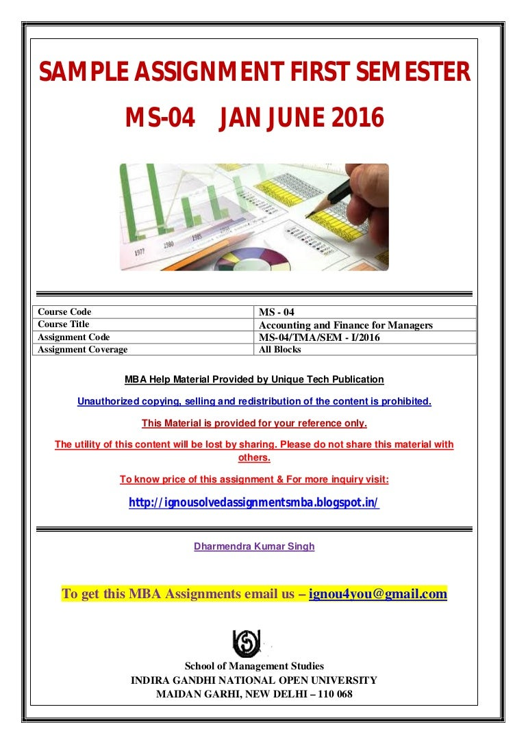 ms 04 jan 2016 ignou mba