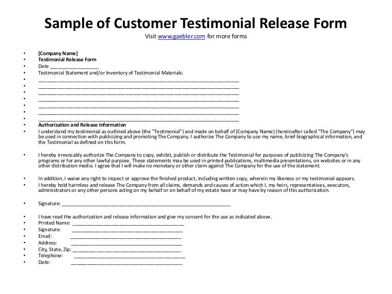 Sampleofcustomertestimonialreleaseform-150506140431-Conversion-Gate01-Thumbnail-4.Jpg?Cb=1430921267