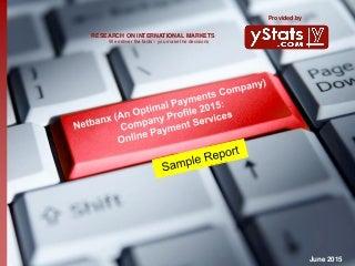 Optimal Payments Ltd