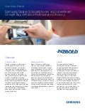 Samsung Galaxy Smartphones and Librestream Enhance Field Service Efficiency at Diebold
