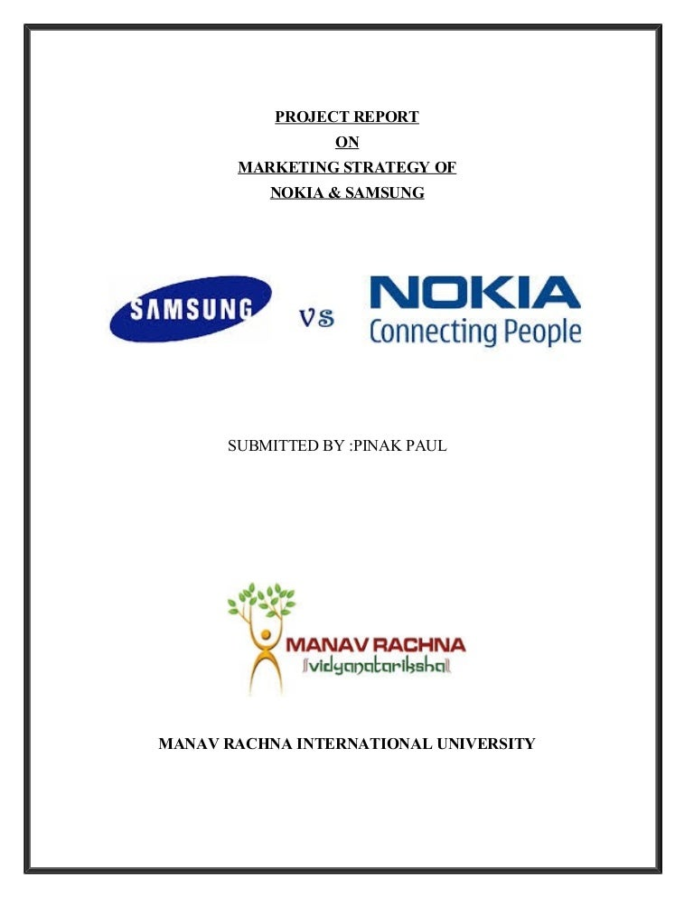 nokias marketing strategy The report on marketing strategy of nokia india is an overview of nokia's entry and expansion strategies in india nokia corporation a finnish multinational communications corporation, headquartered in keilaniemi, espoo, a city neighboring finland's capital helsinki.