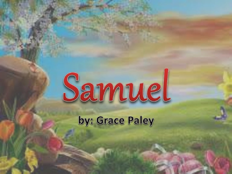 samuel by grace paley analysis