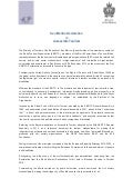 San Marino Declaration on Inclusive Tourism - 2014