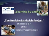 The Healthy Sandwich Project