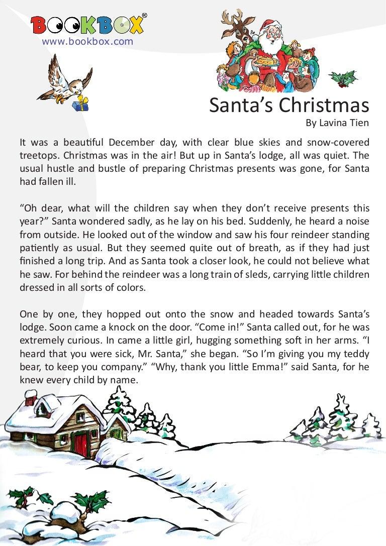 Santa\'s christmas